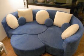Foto 2 Traumhaftes Sofa in blitzeblau