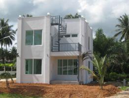Traumziel THAILAND: Dachterrassen-Villa zu verkaufen
