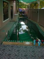 Foto 9 Traumziel THAILAND: Doppelhaush�lfte mit Pool zu verkaufen