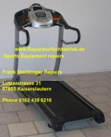 Treadmill or sports equipment repair service for the district of Kaiserslautern