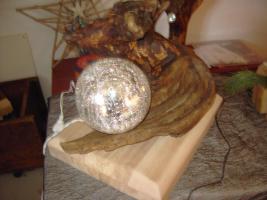 Treibholz-Lampen, verschiedene Designs