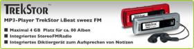 Foto 3 TrekStor i.Beat sweez FM 4GB MP3-Player