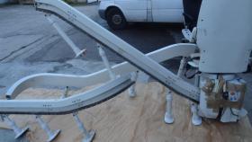 Foto 3 Treppenlift Acorn 80 Bison 5,9m U-Form
