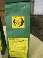Foto 3 Trocken-Pilzpulver in Rohkostqualität für leckere Pilzsaucen vom Paradiesplatz; ganzjähriger Genuss