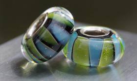 Foto 2 Trollbeads - und Pandorakompatible Glasperlen
