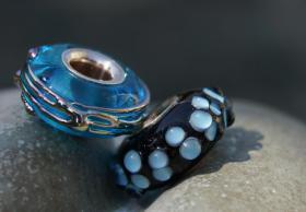 Foto 3 Trollbeads - und Pandorakompatible Glasperlen