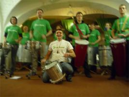 Trommel-, / Perkussionunterricht in Berlin Kreuzberg