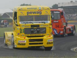 Truck Race - Mitfahrt im Renntruck