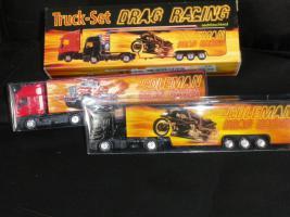 Truck - Set 1:87  »Drag-Racing« 2 tlg.