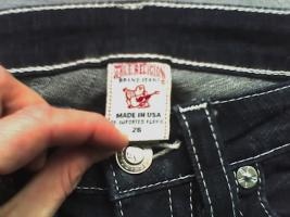 Foto 3 True Religion Jeans Julie Gr 26 Neu u Original