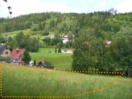 Foto 2 Tschechien - Baugrund im Skigebiet zum Traumpreis