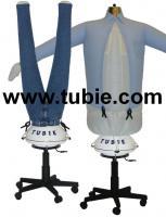 Tubie Bügelpuppe - Trocknen und Bügeln in Einem