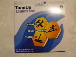 TuneUp Utilitis 2009/ 2008/ 2007 -intelligente Optimierung für Windows
