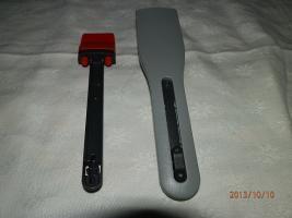 Foto 3 Tupperware Backpinsel aus Silikon mit Schaufel Maler-Meister D 155