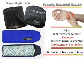 Foto 2 Turmalin-Orthopaedie-Infrarot-Thermal-Handgelenk-Bandage-2-Stueck