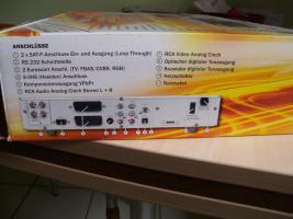 Foto 2 Twin Tuner Satelliten Receiver COMAG PVR 2/100