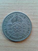 Two Shillings 1948 Georivs 4