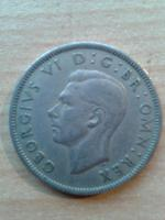 Foto 2 Two Shillings 1948 Georivs 4