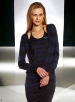 Two-in-One-Pullover blau-schwarz - DEPT - Größe XL - Neu & OVP