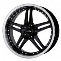 Typ RX4D - Black Machined  von: rx wheels GmbH