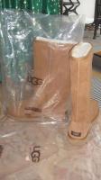 UGG Boots Classic Tall 5815 in choco braun Neu US8 EU 39