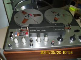 Foto 2 UHER Stereo-Tonbandmaschine Royal de Luxe