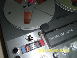Foto 3 UHER Stereo-Tonbandmaschine Royal de Luxe