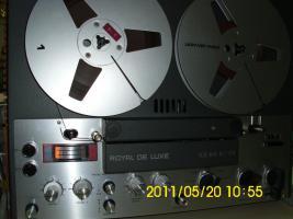 Foto 4 UHER Stereo-Tonbandmaschine Royal de Luxe