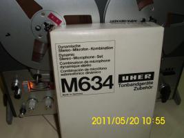 Foto 5 UHER Stereo-Tonbandmaschine Royal de Luxe