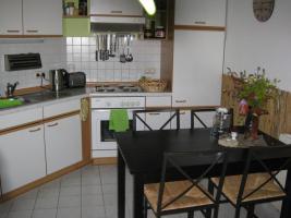*URGEMÜTLICH* teilmöbl. Maiss. 1,5 Raum DG- Wohnung , Laminat, EBK, Balkon, Borsdorf