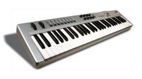 USB MIDI Keyboard M-Audio Radium 61. WIE NEU!!!