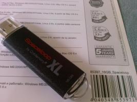 USB Speicher Stick XL 16 GB von Sandisk