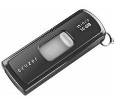 USB-Stick SanDisk Cruzer 16 GB Part-Nr SDCZ6-016G