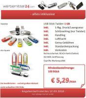 USB Sticks Angebote KW 10/2010