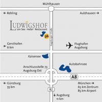 Foto 6 Übernachtung in der Fuggerstadt Augsburg Seehotel