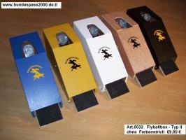 Flyballbox Typ 2