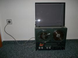 Foto 2 Uher 263 Variocord Tonbandgerät 2 Kanal 4 Spur Stereo + Anleitung + Garantiekarte 70er Jahre RAR!!