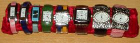 Foto 4 Uhren neuwertig Marke Aquarmar und Caribik