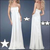 Umstandskleid Umstands Abendkleid Brautkleid Gr 40 NEU