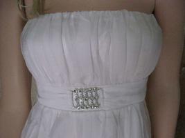 Foto 2 Umstandskleid Umstands Abendkleid Brautkleid Gr 40 NEU