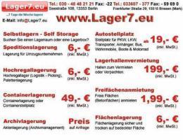 Foto 2 Umzug und Lagern in Berlin, Brandenburg, Mecklenburg-Vorpommern & Thüringen