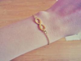 Foto 2 Unendlich Armband