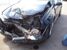 Unfallwagen Golf 4  (1J)  2.0 für Bastler - Ersatzteilspender