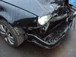Foto 4 Unfallwagen Golf 4  (1J)  2.0 für Bastler - Ersatzteilspender