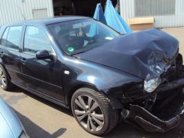 Foto 10 Unfallwagen Golf 4  (1J)  2.0 für Bastler - Ersatzteilspender
