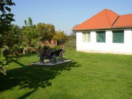 Foto 3 Ungarn Plattensee-Nähe: Gepflegtes Anwesen mit 2 Häusern mit Pool - 12.000 qm Grund