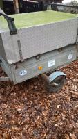 Foto 2 Ungebremster Pkw Anhänger zGG 400kg