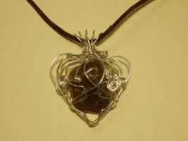 Foto 6 Unikatschmuck in Wire wrapping Art