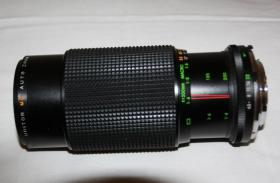 Unitor Tele-Zoom 4,5 / 80-200mm