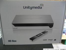 Foto 4 Unitymedia HD Recorder 320 GB Festplatte, top Zustand